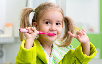Brushing Your Teeth – The Two Minute Rule